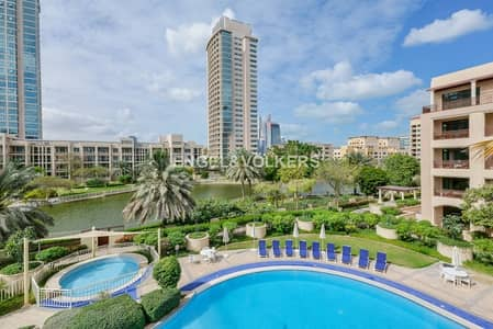 2 Bedroom Flat for Rent in The Views, Dubai - Lake View | New To Market | Great Layout