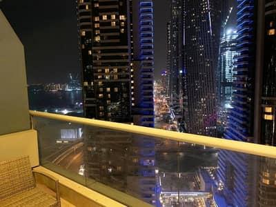 Studio for Rent in Dubai Marina, Dubai - Unfurnished Studio Apartment in Botanica For Rent