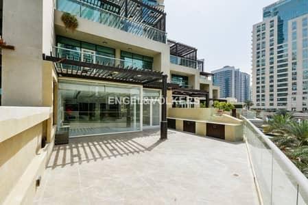 4 Bedroom Villa for Rent in Dubai Marina, Dubai - Ultra luxury   Triplex   Full marina view