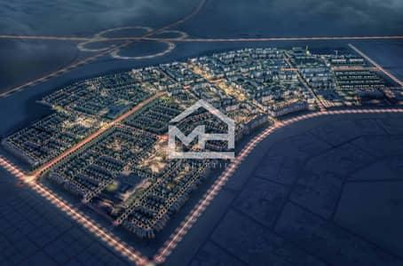 Plot for Sale in Al Shamkha, Abu Dhabi - Big Plot Residential Land in Prime Location
