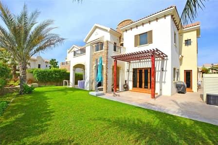 فیلا 4 غرفة نوم للبيع في عقارات جميرا للجولف، دبي - | Lovely Castellon with upgraded kitchen |