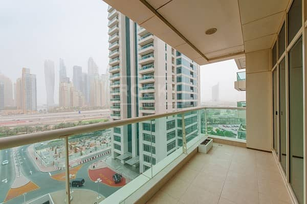 Marina view | Plus Maids room and Storage room in JLT