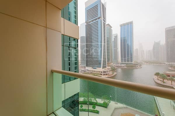 10 Marina view | Plus Maids room and Storage room in JLT