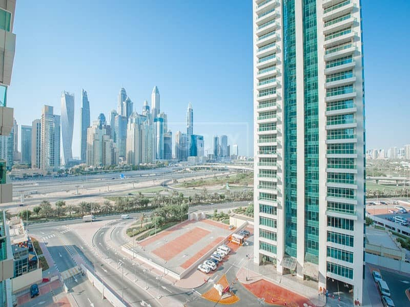 30 2 Bed Plus Maids room and Storage room in JLT