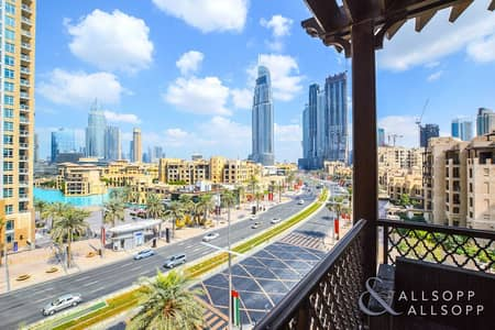3 Bedroom Apartment for Sale in Old Town, Dubai - Large Layout | 3 Bedroom | Boulevard View