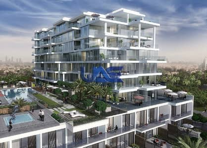 1 Bedroom Apartment for Sale in DAMAC Hills (Akoya by DAMAC), Dubai - Large Layout 1 Bedroom Apartment @ 850K