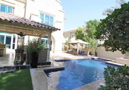 فیلا 5 غرفة نوم للبيع في مدينة دبي الرياضية، دبي - Stunning C1 in best location...Must view