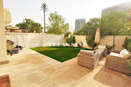 4 Bedroom Townhouse for Sale in Dubai Sports City, Dubai - Exclusive - Hot - 4 Bed - Backing Park .