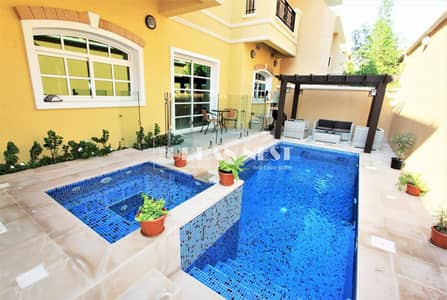 3 Bedroom Villa for Sale in Dubai Sports City, Dubai - Top Deal | 3 Bed+Maid with Private Pool!
