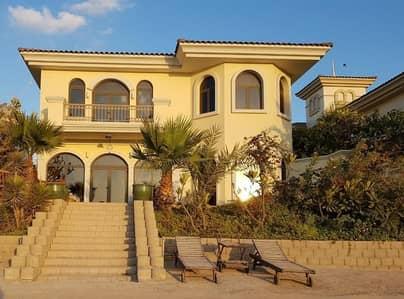 فیلا 4 غرفة نوم للبيع في نخلة جميرا، دبي - 4BR | Fully furnished Villa | Atrium Entry