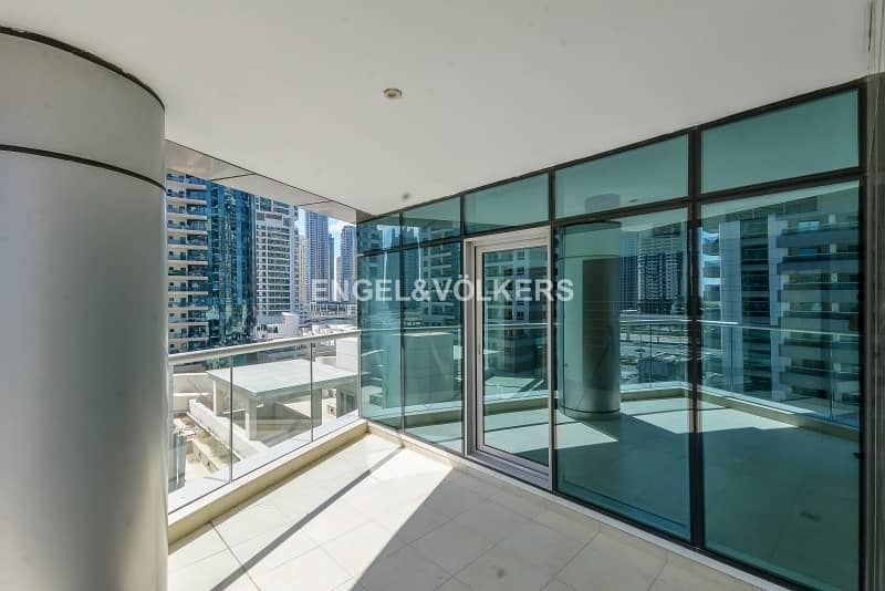 10 2 Bedroom plus maids | Vacant | Marina View