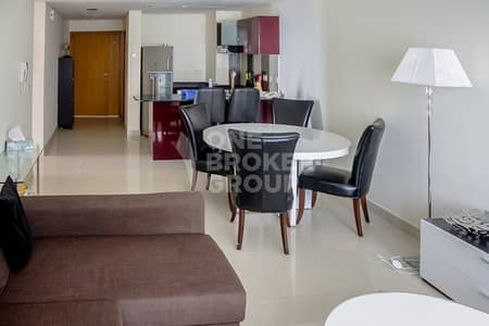 Fully Furnished 2 BR | Vacant | SZR View
