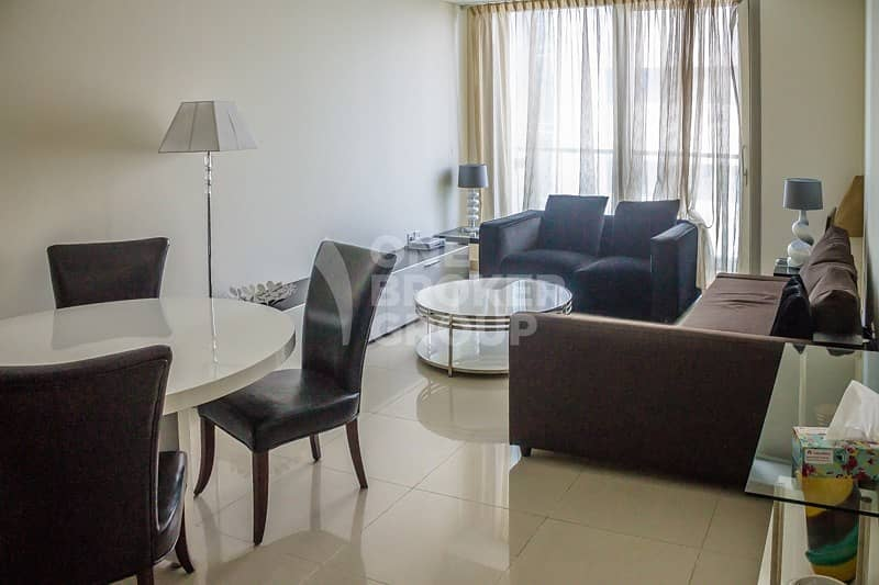 10 Fully Furnished 2 BR | Vacant | SZR View