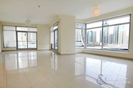 2 Bedroom Flat for Sale in Dubai Marina, Dubai - Marina Views | Large Layout | Mid Floor