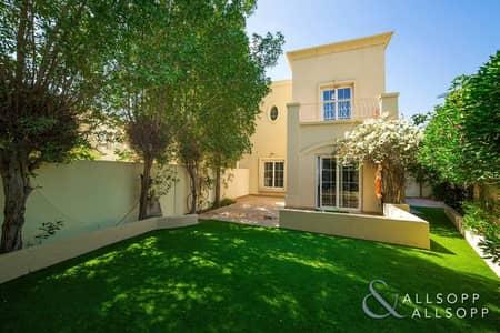 3 Bedroom Villa for Sale in The Springs, Dubai - Corner Villa | Backing the Park | Type 2E