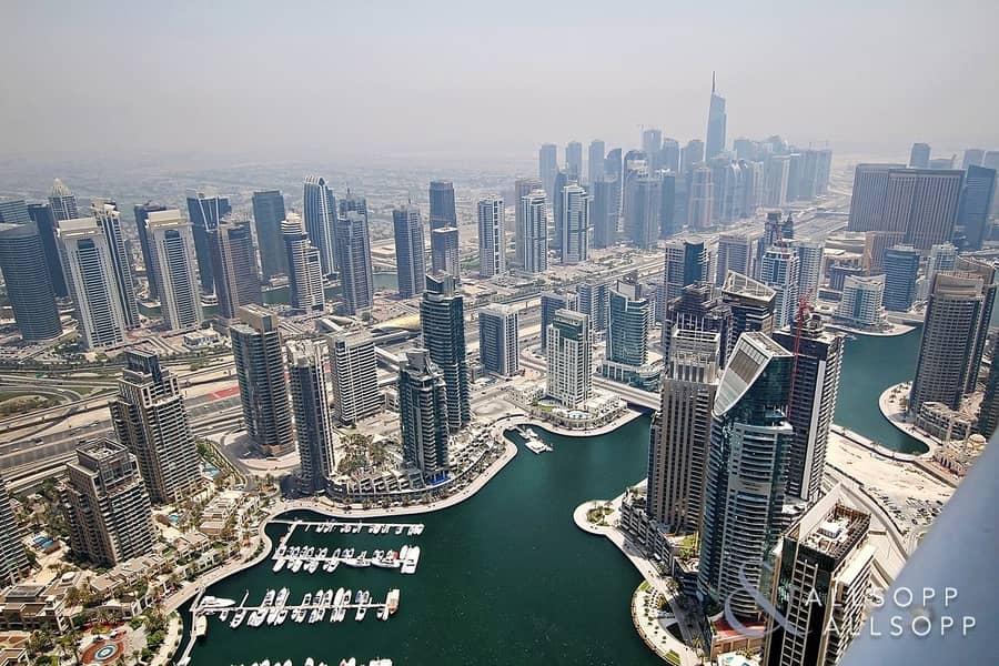 2 Brand New Tower | High Floor | Marina View