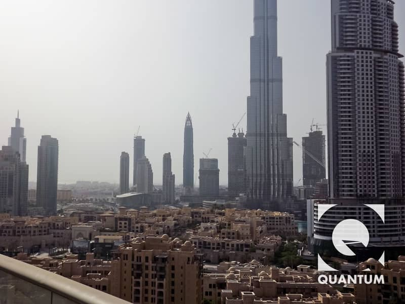 2 BR Apartment | Burj Views | Great View