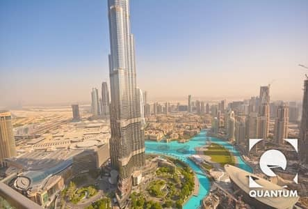 3 Bedroom Flat for Rent in Downtown Dubai, Dubai - Amazing View   Best Layout   Unfurnished