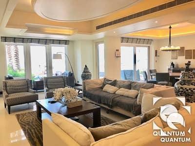 4 Bedroom Villa for Rent in Dubai Marina, Dubai - Modern Unfurnished Villa  Al Anbar  5 BR