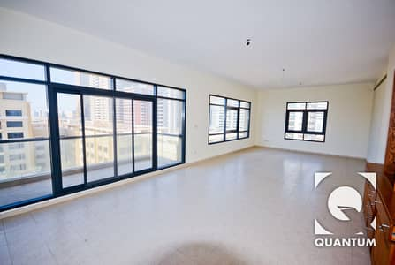 3 Bedroom Apartment for Rent in The Greens, Dubai - 3 Bed + Study | Large Layout | Pool View