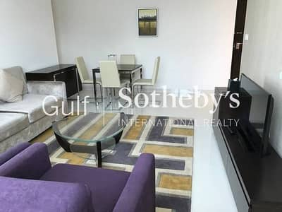 Fully Furnished Apartment with Burj View