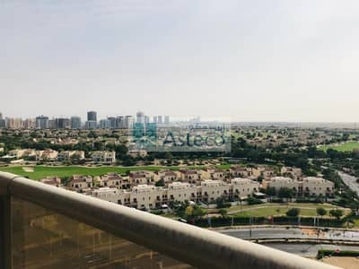 1 Bedroom Apartment for Rent in Dubai Sports City, Dubai - GOLF COURSE VIEW / 1BR APT IN ELITE 10