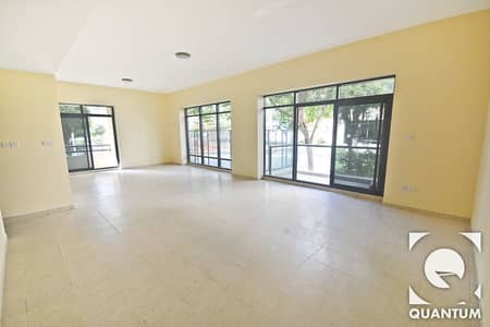 4 Bedroom Apartment for Rent in The Greens, Dubai - 4 Bed | Ground Floor | Spacious Layout!.