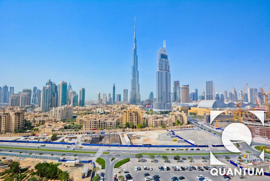 Largest Layout | Full Burj View | Vacant