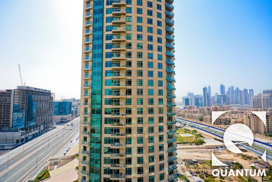 24 Largest Layout | Full Burj View | Vacant