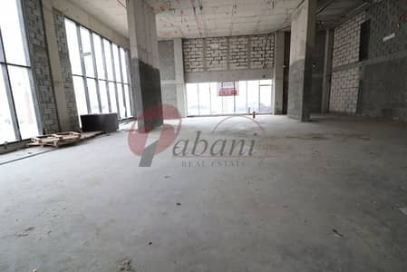 Shop for Rent in Al Furjan, Dubai - Shell And Core Big & New Retail Shop