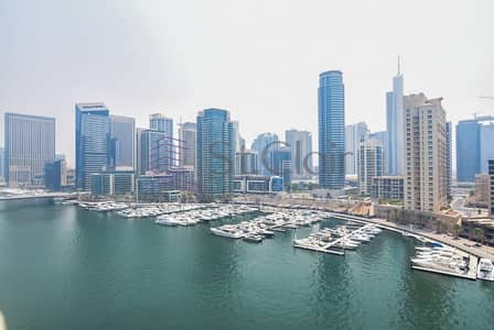 1 Bedroom Apartment for Rent in Dubai Marina, Dubai - 1 Bedroom in The Point with Marina View