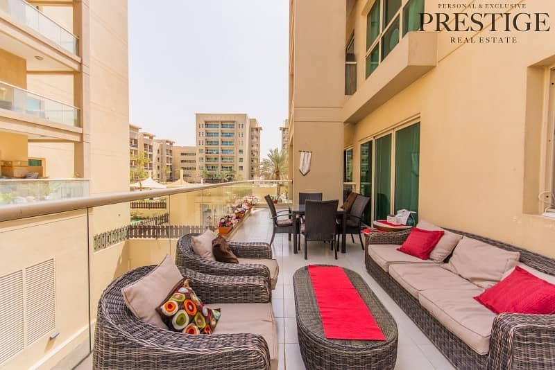 1 Great Deals | 2 Bedrooms |  Big Balcony.