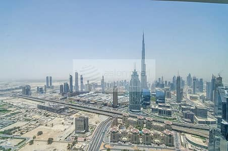 3 Bedroom Apartment for Rent in DIFC, Dubai - Very High Floor | 3 BR+M+S | Great Views