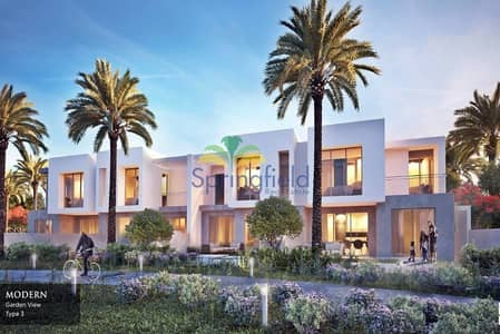 5 Bedroom Townhouse for Sale in Dubai Hills Estate, Dubai - With Quality Finishing | Type 3M | No Agency Fees