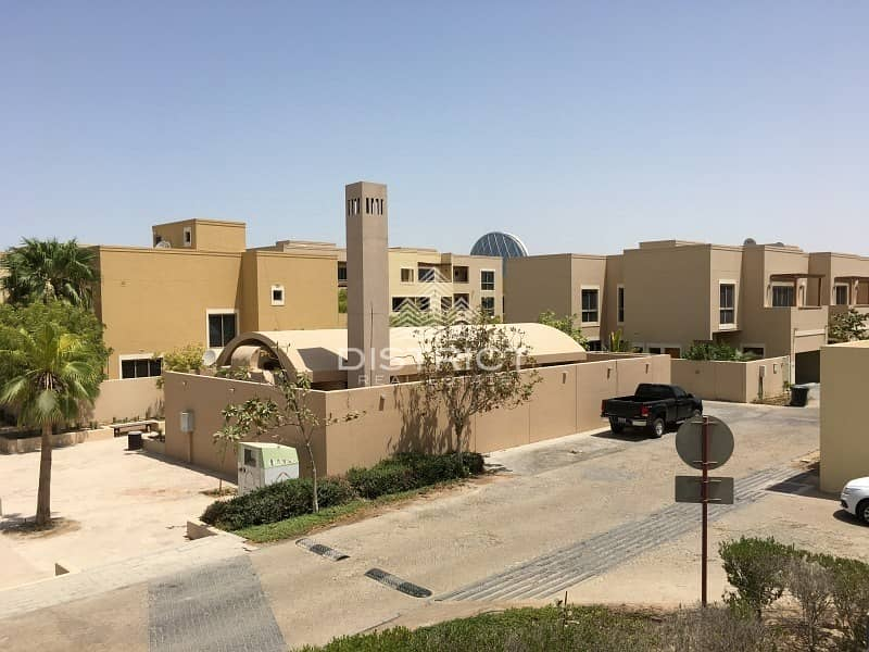 Outstanding 3BR Villa in Al Raha Gardens