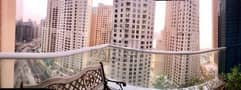 1 Beautiful 1 BR with Partial Sea view