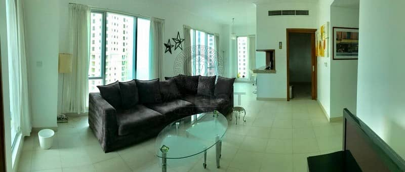 2 Beautiful 1 BR with Partial Sea view