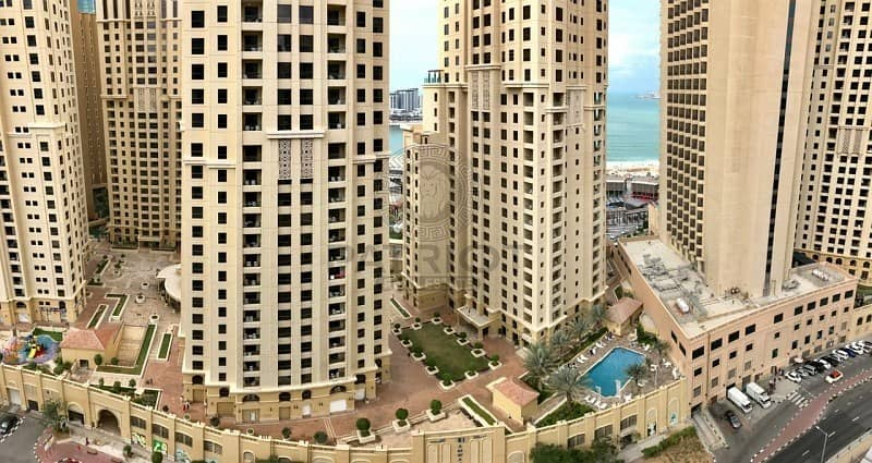 15 Beautiful 1 BR with Partial Sea view