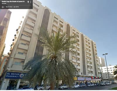 2 BR in Al Qasimia only for 18,000 Dhs !!!! opp Dubai Stationary shop