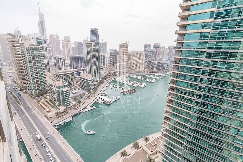 12 Bright 1BR with Fantastic View to Marina