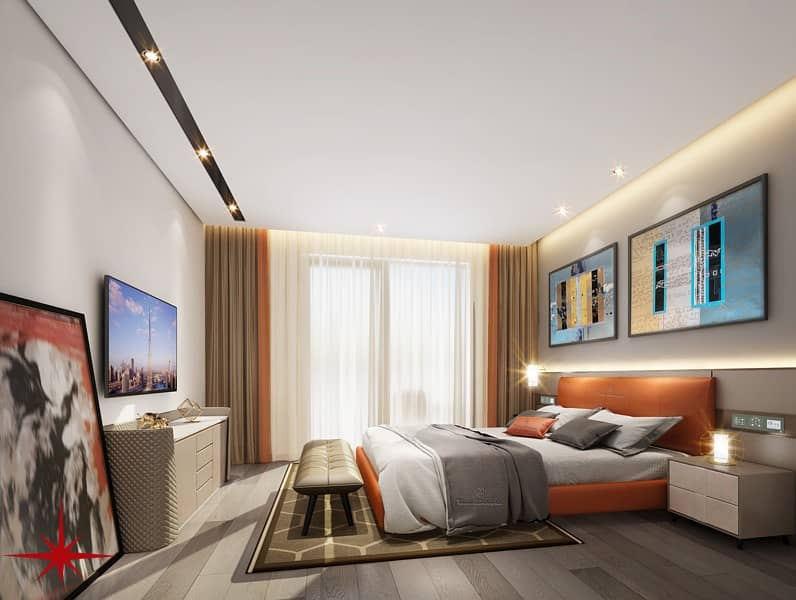 Exclusive 1 BR Integrated with Smart Technology
