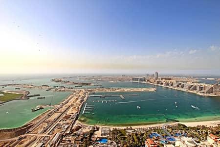فلیٹ 1 غرفة نوم للبيع في دبي مارينا، دبي - Full Sea View   Vacant On Transfer   1 Bed
