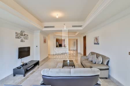 3 Bedroom Apartment for Rent in Palm Jumeirah, Dubai - Bright and Spacious 3  Bedroom Apartment