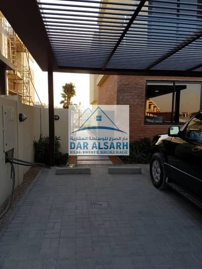 Owned a luxury villa ready in Dubai and installment after receiving two years