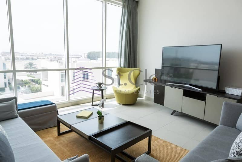 2 Furnished 1BR in Hilliana Tower | Sea View