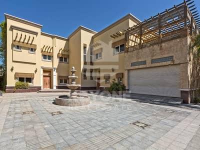 فیلا 6 غرفة نوم للايجار في تلال الإمارات، دبي - Substantial Villa Large Courtyard | 6 Cheques