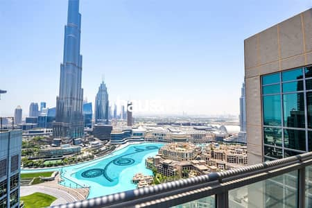 3 Bedroom Apartment for Rent in Downtown Dubai, Dubai - Penthouse   Amazing Views   Great Deal