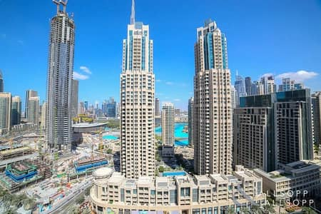 3 Bedroom Flat for Sale in Downtown Dubai, Dubai - Brand New | Three Bed | Fountain Views