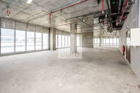 مکتب  للايجار في البطين، أبوظبي - Shell and core office excellent parking