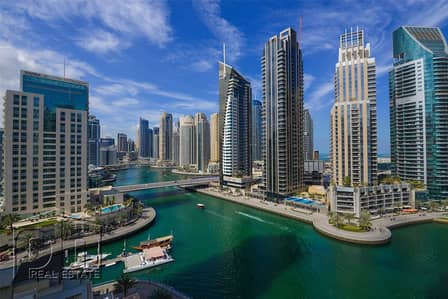 2 Bedroom Flat for Sale in Dubai Marina, Dubai - Urgent Sale Needed Right Now | Marina View